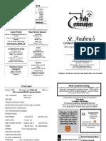 St Andrews Bulletin 1002