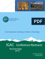 2016IGAC_ConferenceAbstracts