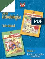 Guia Metodologica I CICLO intermedio eba