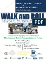 Poster Walk & Roll Version 6