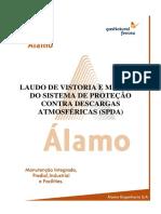 DOC 418-16 - CEG - Laudo de Medição Sistemas Aterramento e SPDA SE Principal (2016)