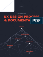 UX Guide to Uxdesign Process and Documentation