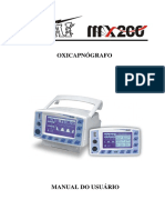 187654240 Manual Do Usuario Oxicapnografo MX 200
