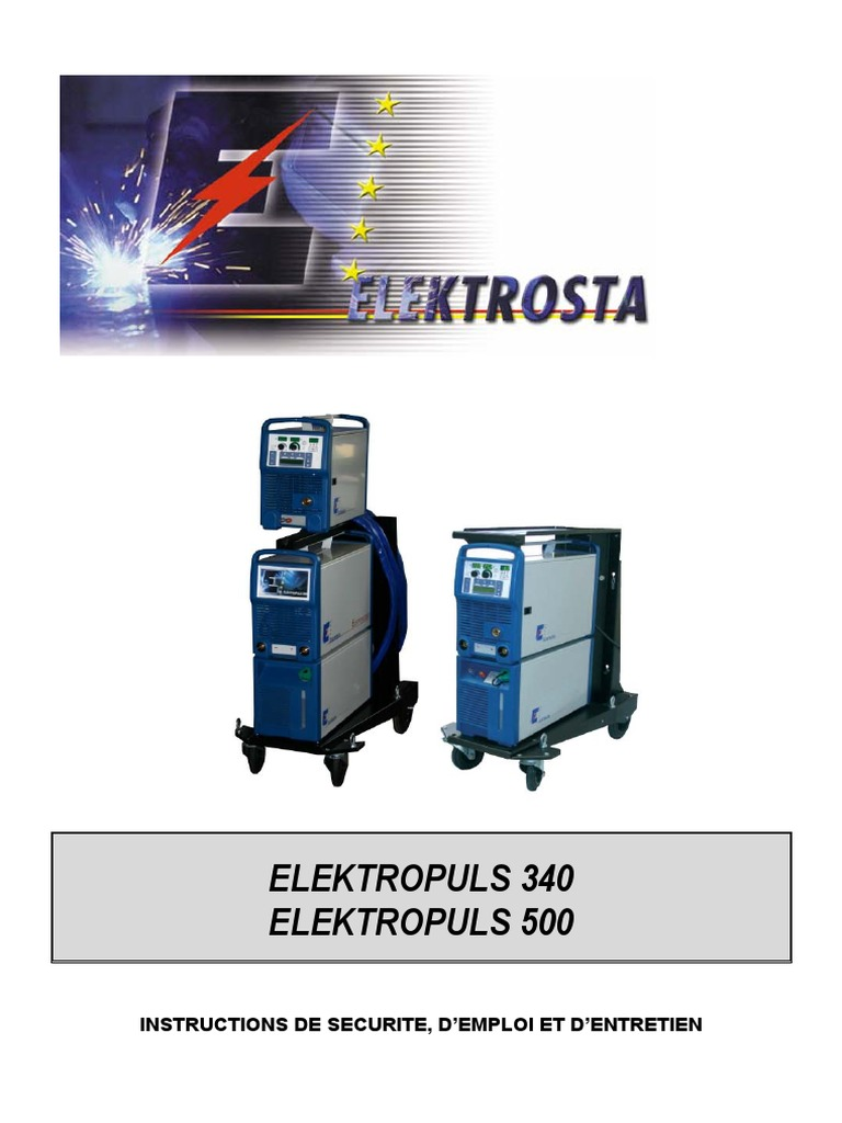 Manuel Elektropuls 340 500 2