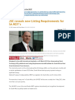 Listing requirements for REIT.docx