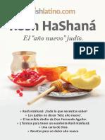 Rosh HaShana eBook AishLatino