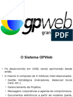 Apresentação Do GPWEB