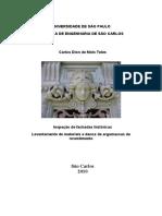 Inspeção de Fachadas Históricas (1)