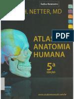 Atlas de Anatomia Humana - Netter - 5ªed