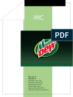 IMC Mountain Dew Group 4