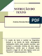 A_CONSTRUÇÃO_DO_TEXTO_COESÃO_E_COERÊNCIA_TEXTUAIS.ppt