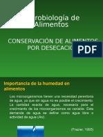 MICROBIOLOGIA ALIMENTOS POR DESECACIoN.ppt