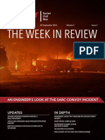 The Week in Review Issue 2 Volume 2