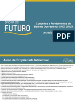 01 Introducao Linux Unix