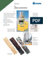 Pelleting Press