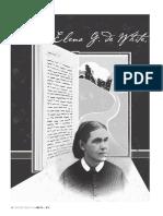 Walter M. Booth - Elena G. de White, ¿Teóloga?