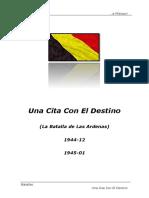1944-12 La Batalla de Las Ardenas