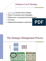 Ch04MBA Business Level