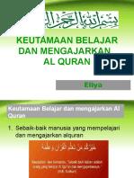 290987684 Keutamaan Membaca Al Quran Ppt