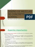 DISEÑO DE MEZCLAS DE CONCRETO NORMAL.pptx