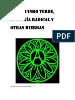 Anarquismo Verde