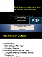 CVR Technique App Guide for Smarter Grid