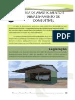 Licenciamento Ambiental Da Área de Abastecimento e Armazenamento de Combustível