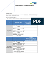 Anexo 1 Carta de Presentacion de La Manifestacion de Interes