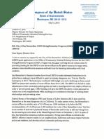 Aguilar Letter of Support for San Bernardino Police Department's COPS Grant Application