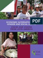 0. Economic Alternatives WIDE Publication