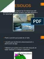Diapositivas Residuos