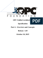 OPC UA Part 1 - Overview and Concepts 1.03 Specification
