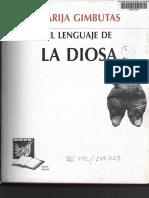 El lenguaje de la diosa. Marija Gimbutas