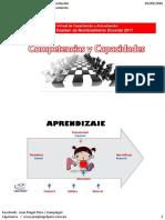 Sesion 1 Enfoque Competencias Capacidades y Procesos Didacticos Carlos Yampufe 03-09-16 PDF