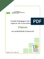 Licenciatura Em Fisica 2012