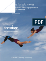 Accenture Banking Future Perspective