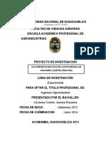LOS COMPUESTOS BIOCTIVOS DEL ACEITE ENSENCIAL DE CHIKCHIMPAY (TAGETES) TENIFLORA)