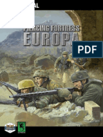 Piercing Fortress Europa Manual