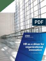 Hr Driver Organizational Innovation v3
