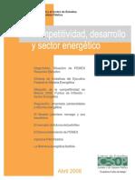 Competitividad Desarrollo Sector Energetico