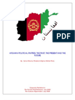 13465087 Afghan Political Parties