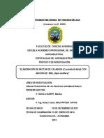 Proyecto Final de Inves. - Mariluz Davila Quispe - Metodologia