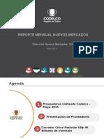 Reporte Mensual Externo_ Mayo 2015