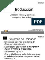 Clase 1 Unidades Fis y Qcas Con Indicacion de Videos