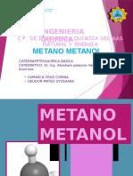 METANO METANOL