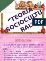 diapositivas teoría sociocultural