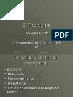 1.2 -HEA - CAP 04 - El Problema Douglass North - Alfredo Marun1