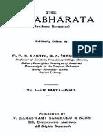 ppssastri-adiparva-part1