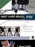 OYBO GROUP 2 - TEAM 3