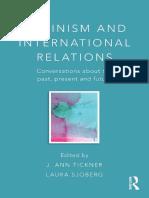 Feminist and International Organizations Ann Tickner